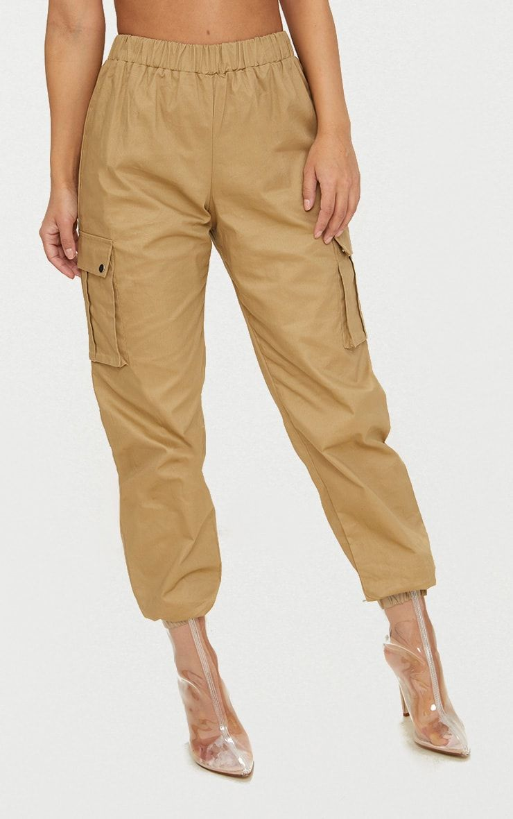 ca97d557e4 Petite Stone Pocket Detail Cargo TrousersThis season cargo trousers are an  essential and this sto.