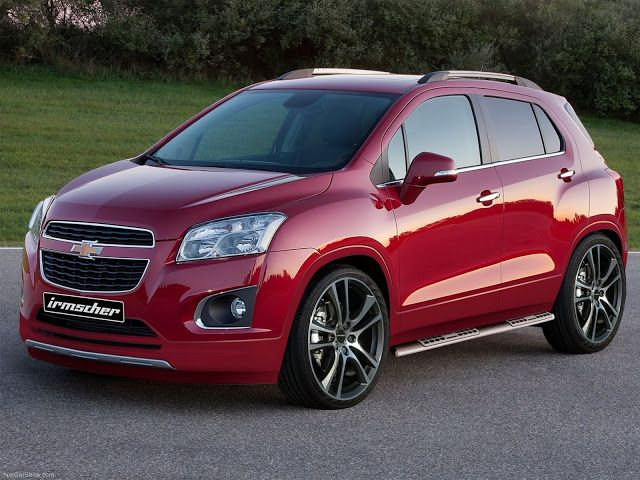 Gm Announces 2015 Chevy Trax Coming To U S And China Markets Chevrolet Trax Best Midsize Suv Chevy Models