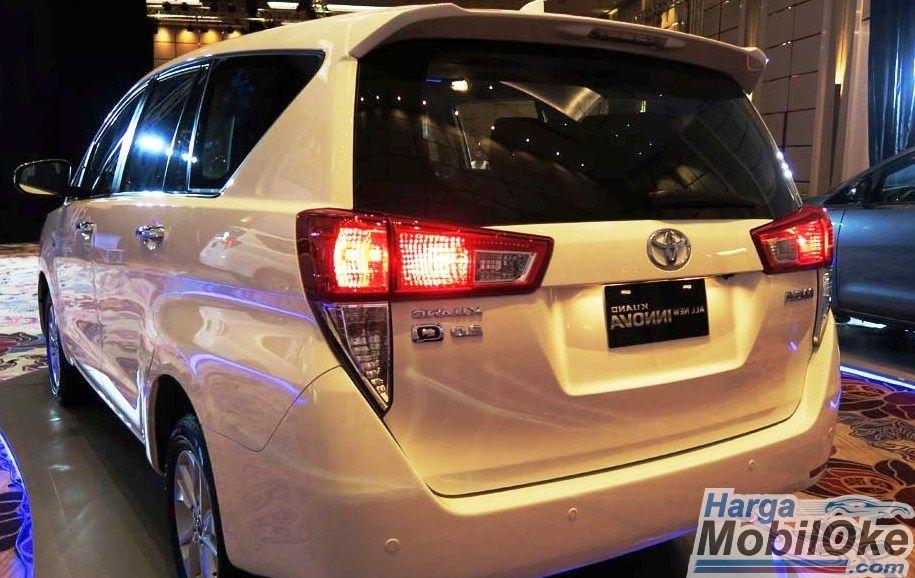 Spesifikasi Review All New Kijang Innova 2016 Toyota News Suv Car