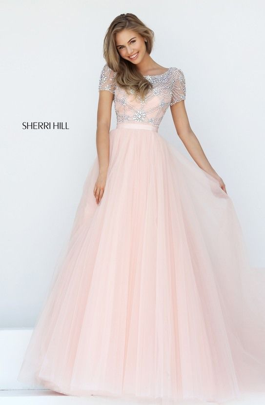 df1d0fa178f44 Vestidos modernos para quinceañera 2016 Sherri Hill