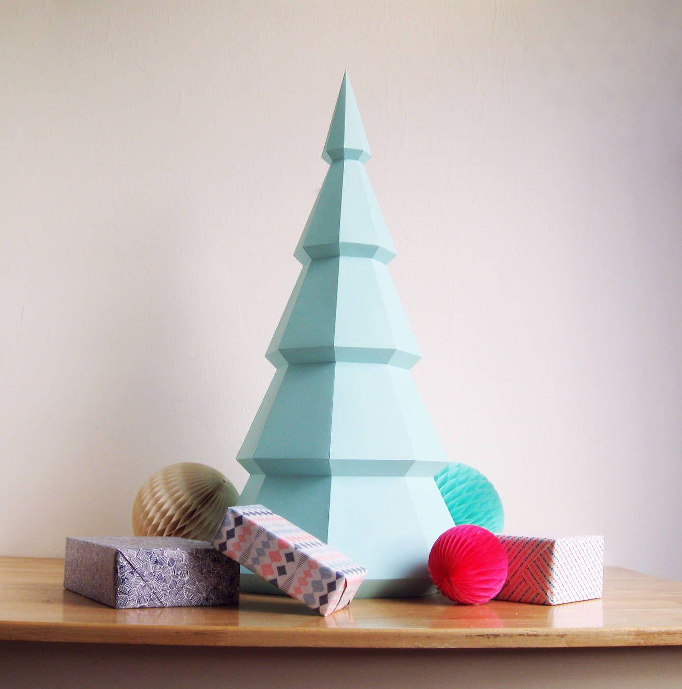 Sustainable diy christmas tree assembli ts christmas campaign