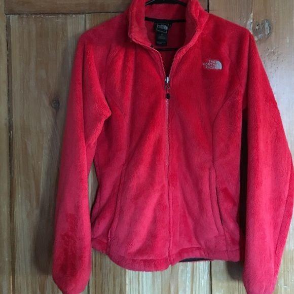 Hot Pink North Face Fuzzy Jacket Hot Pink North Face Fuzzy Jacket. Perfect condition. North Face Jackets & Coats