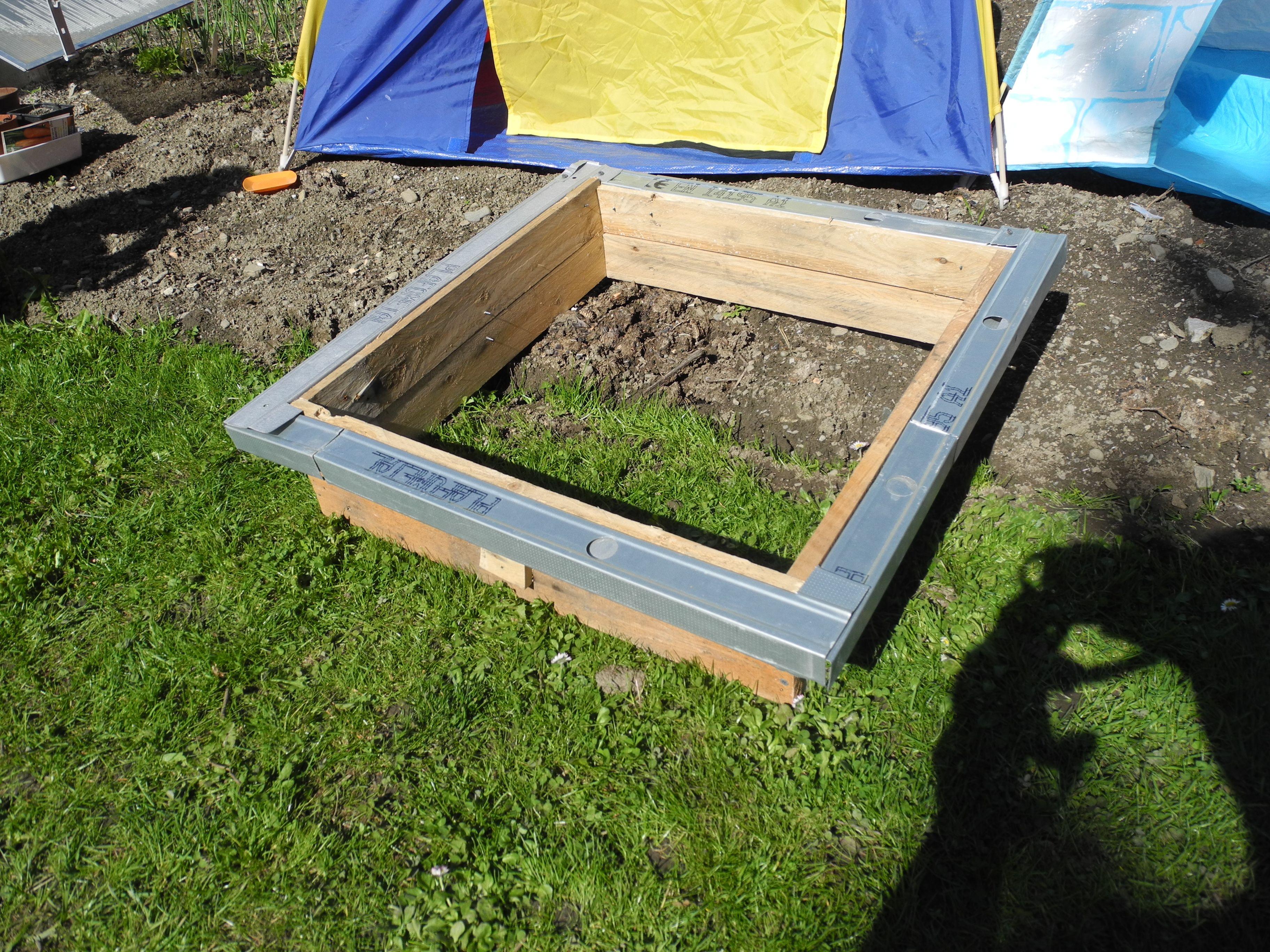 barri re anti limace avec profil alu en u jardin pinterest limace anti limace et en. Black Bedroom Furniture Sets. Home Design Ideas