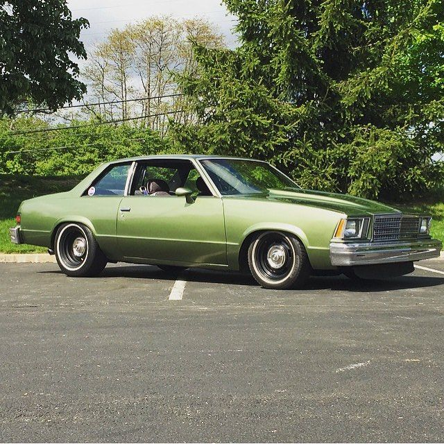 This '80 Malibu Is Sittin' Right Owned By @j_welsh80