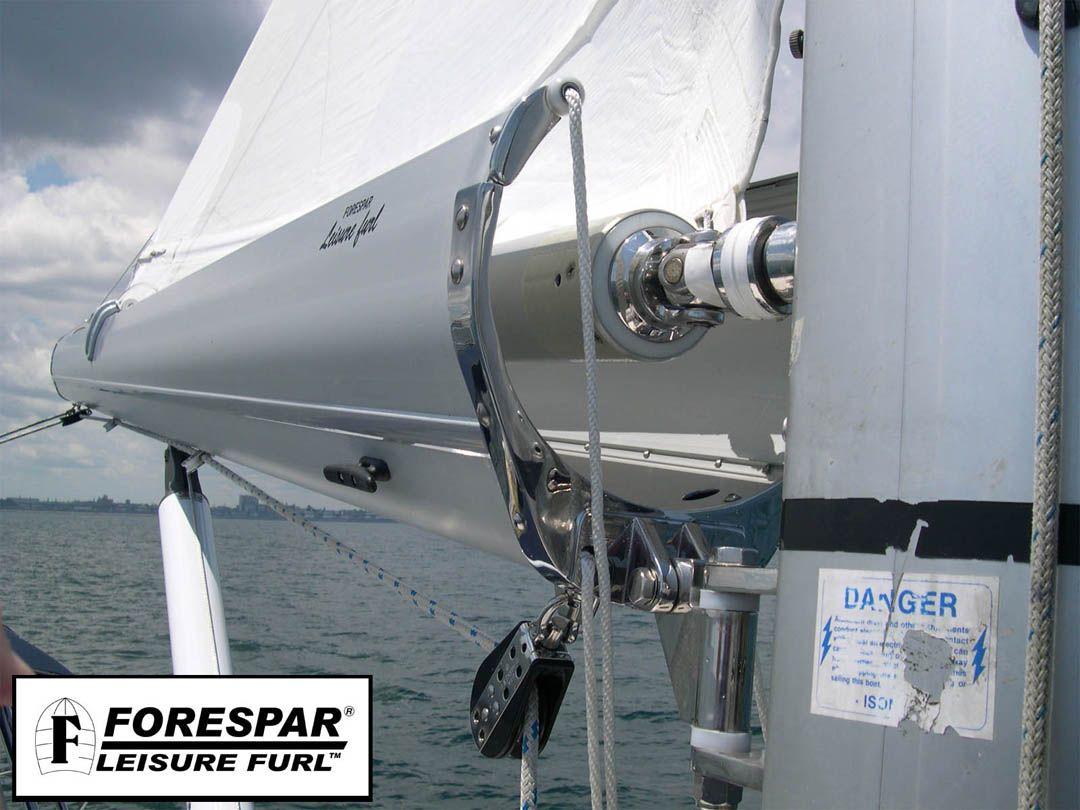 boom furling system Boats in 2019 Sailing, Catamaran