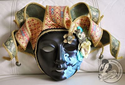 A Venetian Mask
