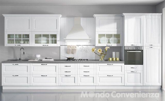 Sofia - Cucine - Moderno - Mondo Convenienza | cucine | Pinterest ...