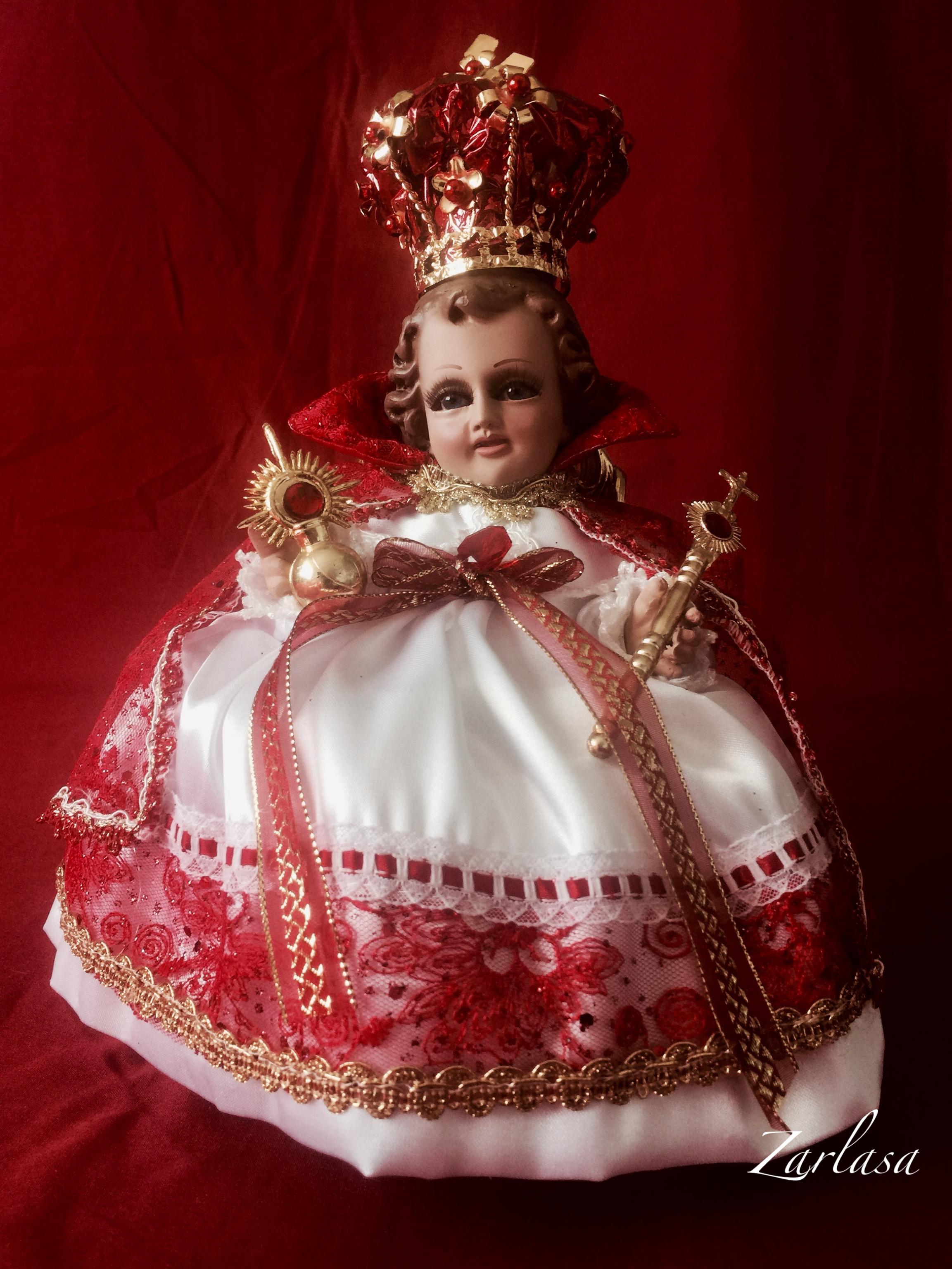Niño Dios Niño Jesús Niño De La Salud Colección Personal