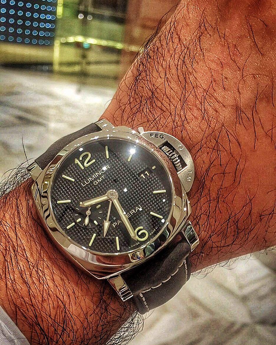 9ea43de5836  paneraicentral  panerai Panerai Luminor 1950 PAM 535  Submersible Watches   Panerai