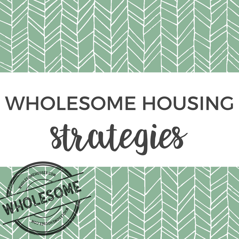 Wholesome Strategies Home safety, Strategies, Safety and