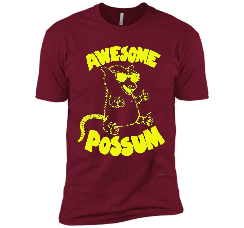 Awesome Possum tshirt