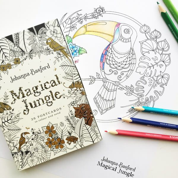 Free Printable Magical Jungle Download