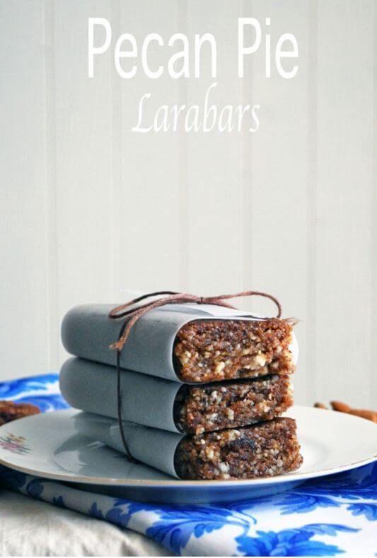 Paleo Pecan Pie Larabars Recipe