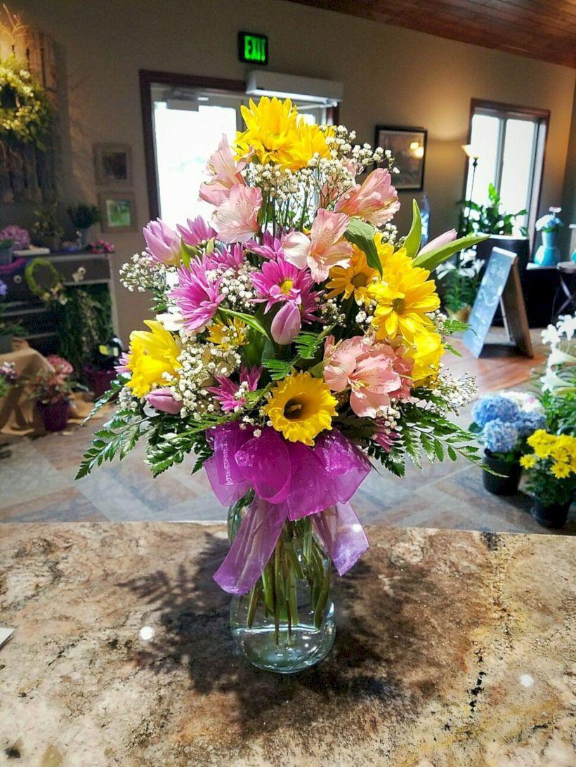 46 stylish easter flower arrangement ideas flower vase