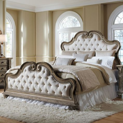 Arabella Bedroom Set, Located At Your Nearest American Fatory Direct  Furniture Outlet! Pulaski Bedroom Furniture