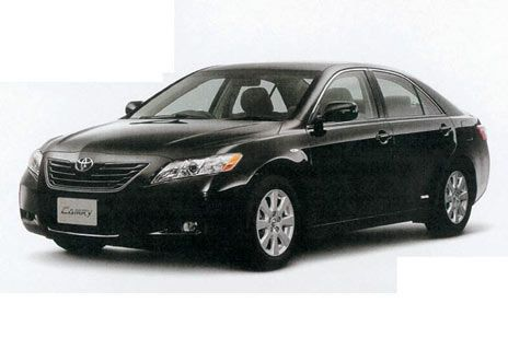 First Photos Of Next Generation Toyota Camry 2007 Toyota Camry Camry 2011 Toyota Camry