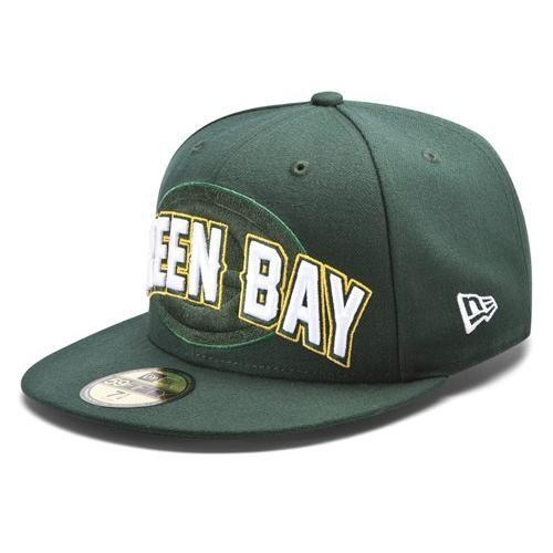 Green Bay  Packers 2012 New Era® Youth 59FIFTY® Draft Hat. Click to ... 6c262b06da90
