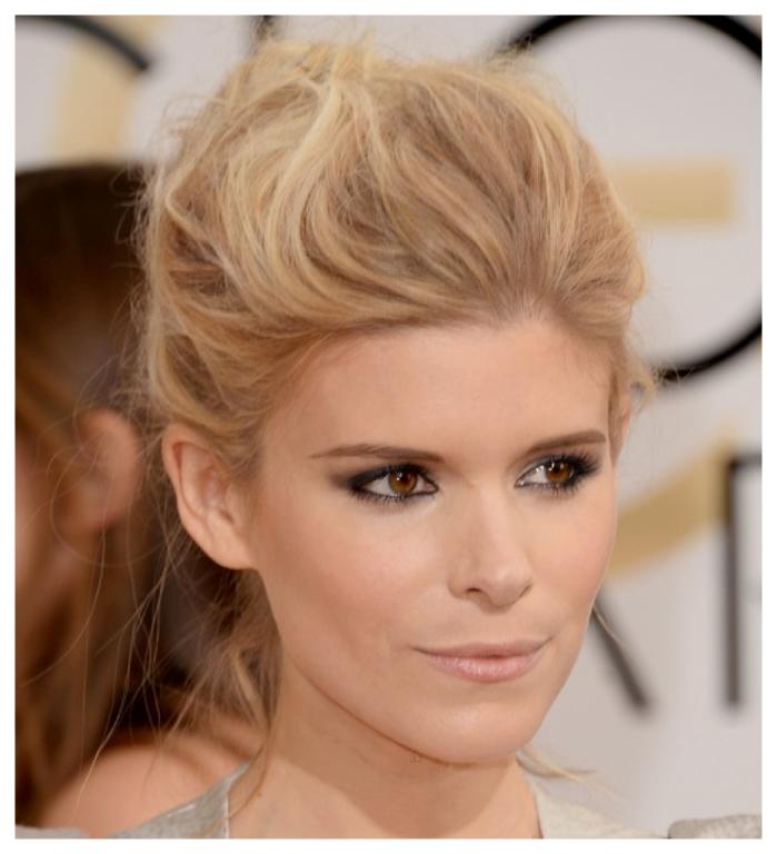 actress short blonde hair brown