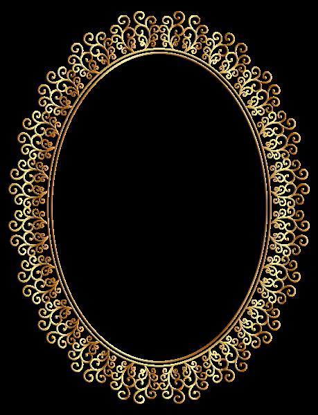Oval Frame Transparent Clip Art Image Oval Frame Clip Art Art Images