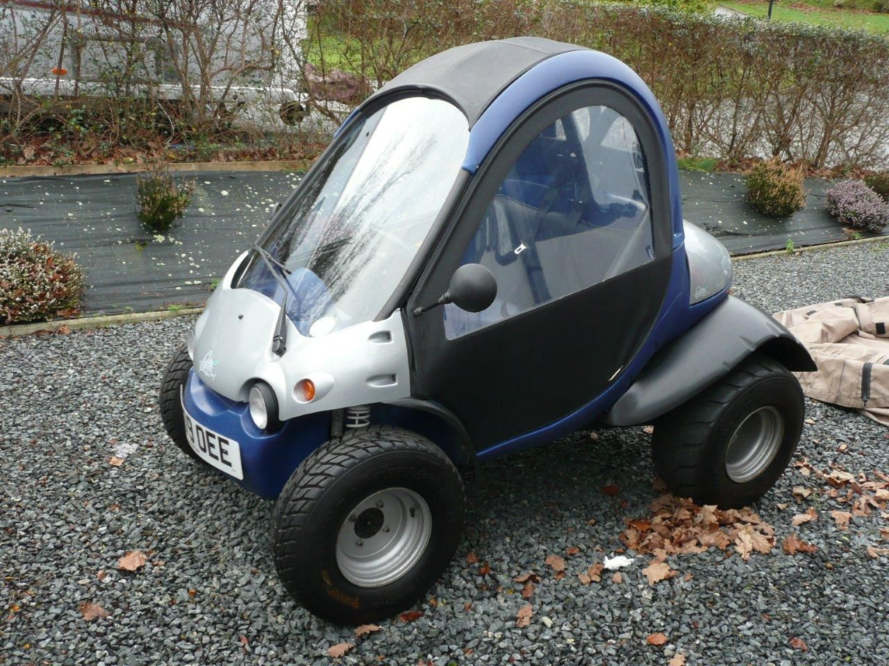Secma Qpod Club Nice Wheels Pinterest Cars Vehicles And Microcar The Bmw I1 Is An Electric Singleseater Trikecar Concept By Designer Vehicle City Car Small