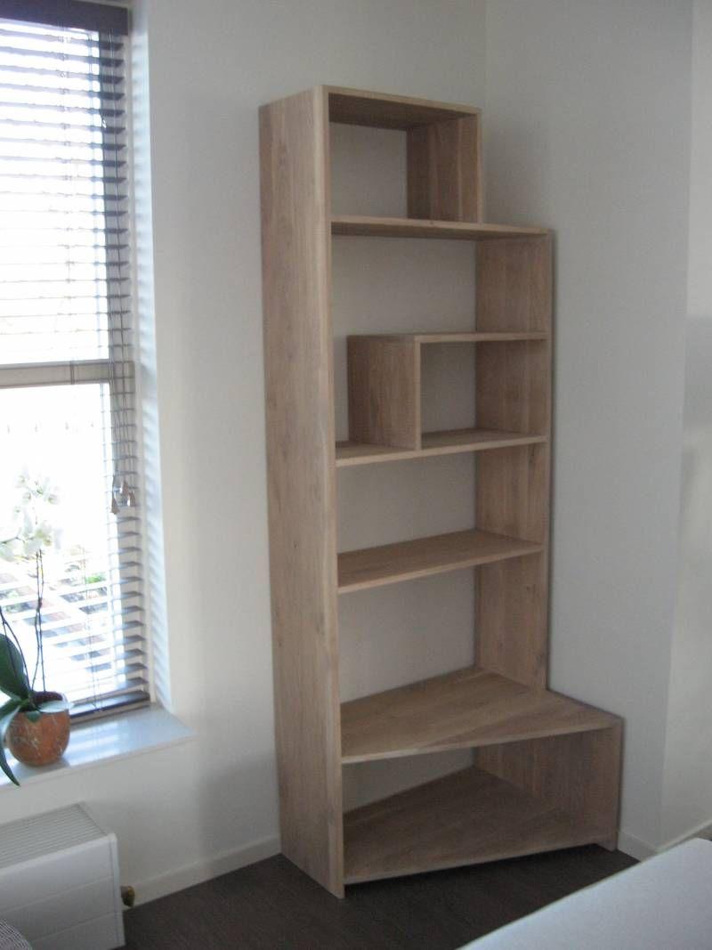 boekenkast tv meubel speelse verdeling te boveldt meubelmakerij interieurbouw