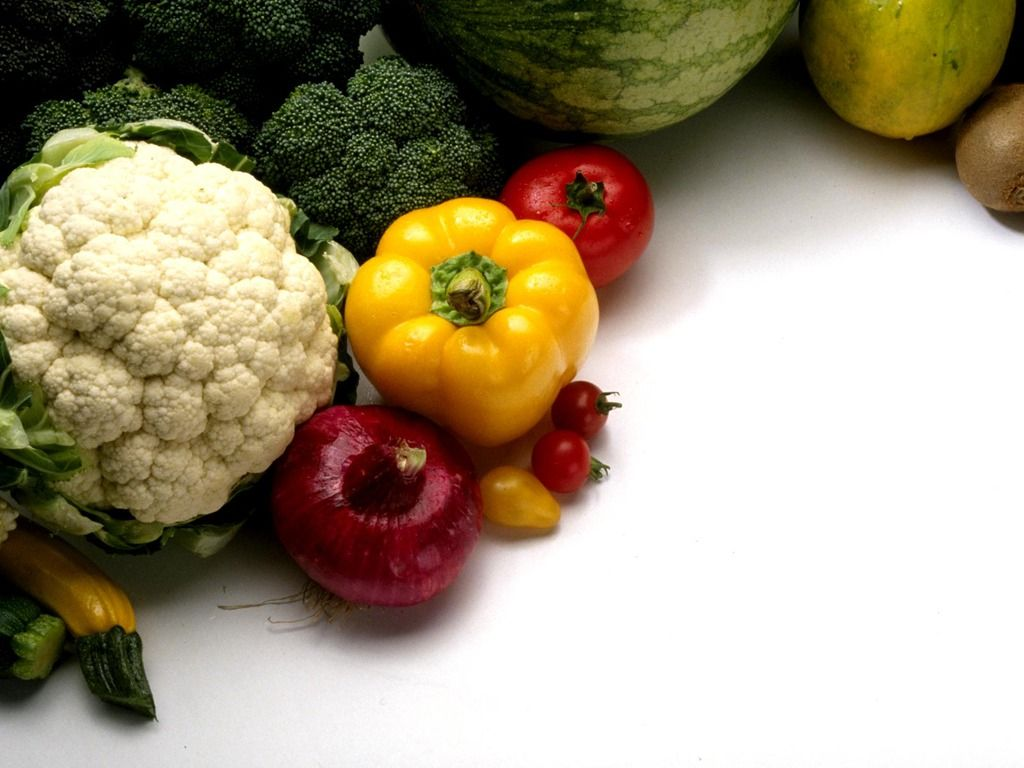 Fresh Vegetables Wallpaper HD For Desktop Free Download
