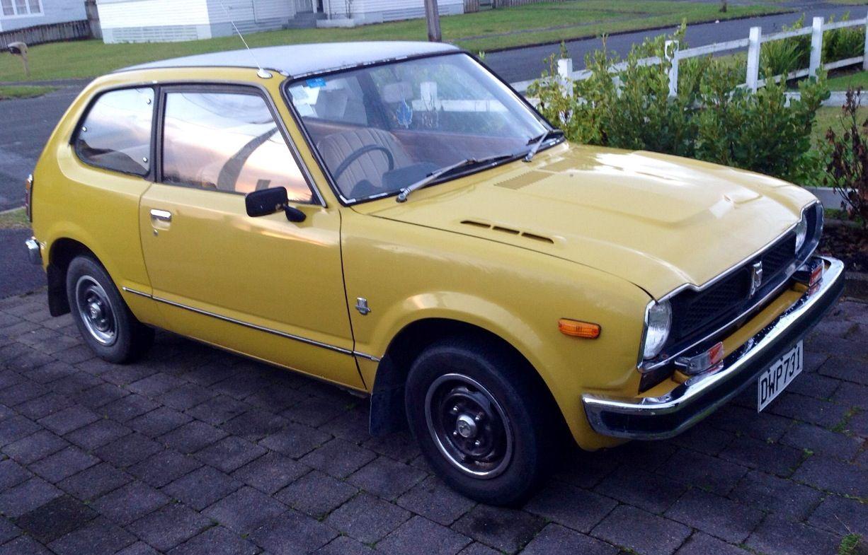Honda Civic 1978   CARS: Honda/Acura   Pinterest