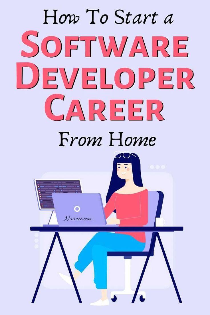 How Can A Software Developer Or Computer Programmer Work
