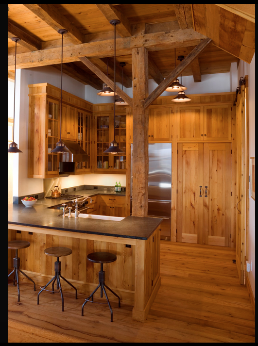 great kitchen layout compact enough for a treehouse home ideas rh pinterest com