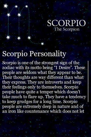 scorpio traits on pinterest scorpio zodiac facts