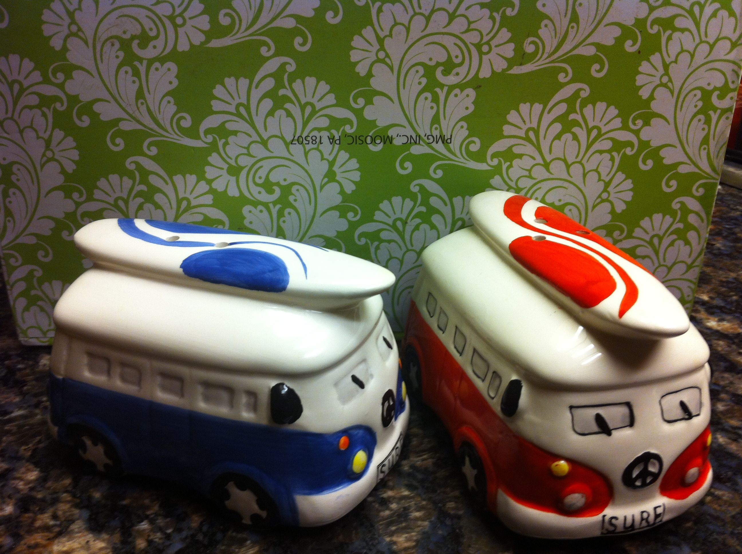 VW salt and pepper