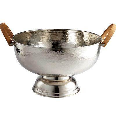 Cyan Design Metal Decorative Bowl In Nickel In 2021 Cyan Design Modern Decorative Bowls Decorative Bowls