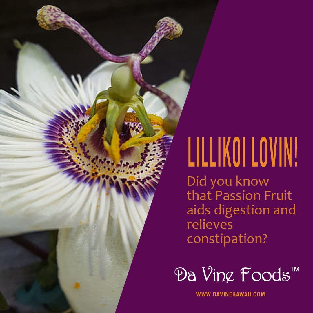 Do You Love Lilikoi Passion Fruit If You Do There Are Many Health Benefits Did You Know That Passion In 2020 Passion Fruit Flower Passion Fruit Juice Passion Fruit