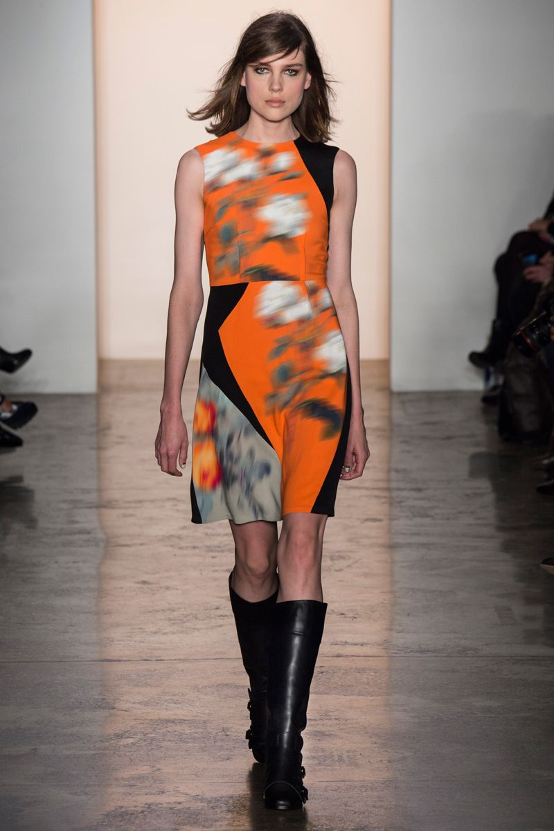Peter Som Fall 2014 - Review - Fashion Week - Runway, Fashion Shows and Collections - Vogue