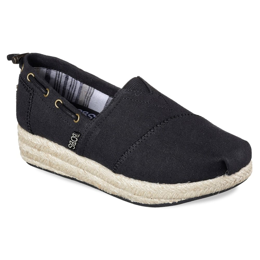 Skechers Bobs Highlights Set Sail Women S Wedge Shoes Womens