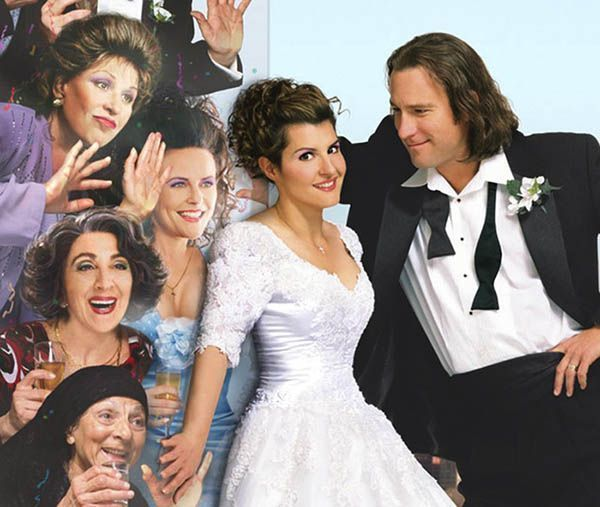 The Best TV and Movie Wedding Dresses of All Time #greekweddingdresses 'My Big Fat Greek Wedding' #greekweddingdresses The Best TV and Movie Wedding Dresses of All Time #greekweddingdresses 'My Big Fat Greek Wedding' #greekweddingdresses