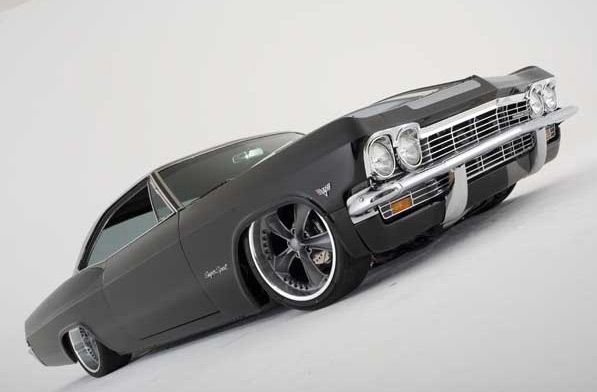 Wheels Foose Nitrous Essential Style For Men 1965 Chevy Impala Foose Chevy Impala