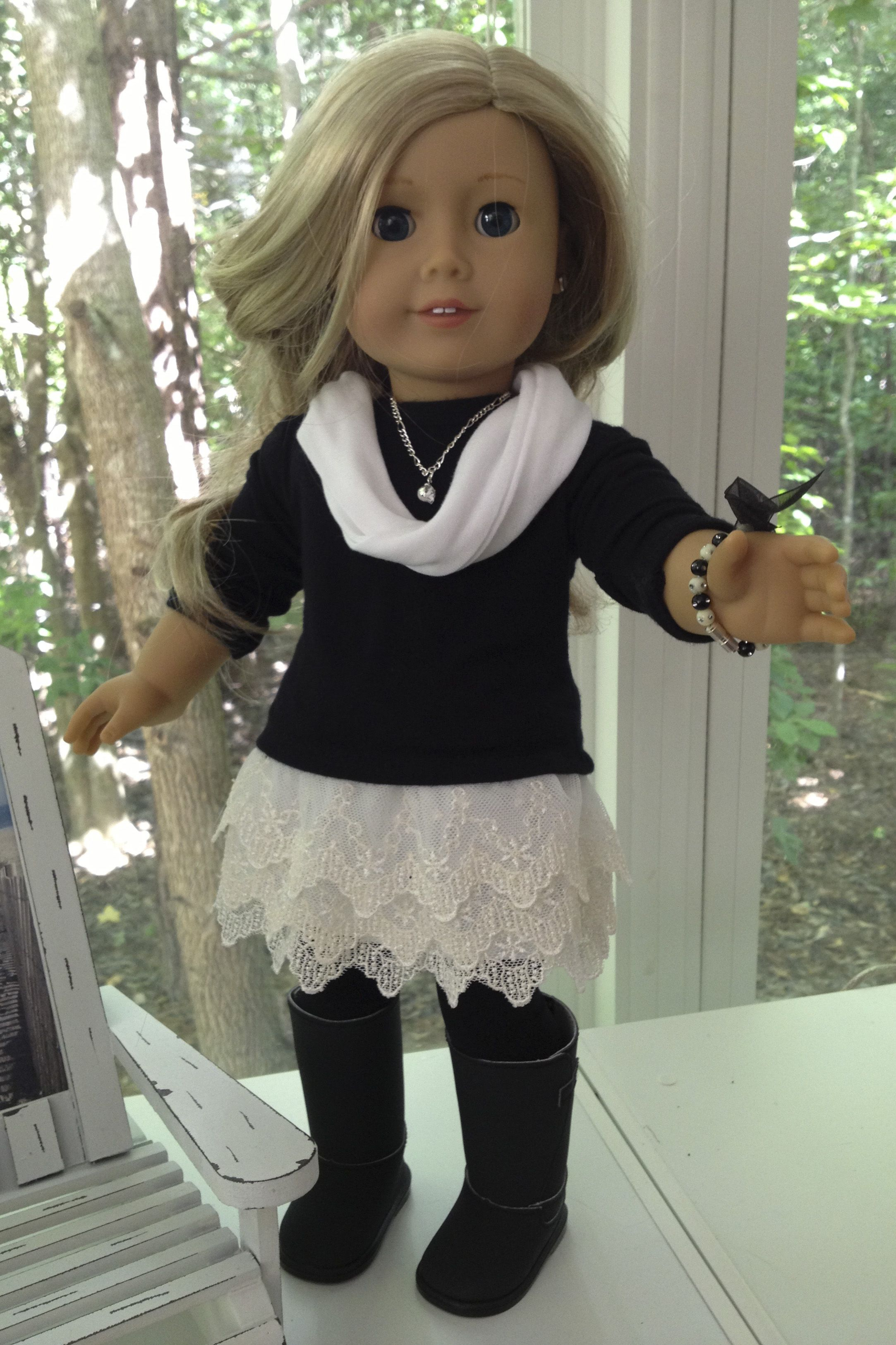 american girl clark doll with book ag doll diy crafts american girl american doll clothes. Black Bedroom Furniture Sets. Home Design Ideas