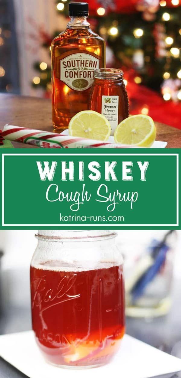 Photo of Grandma's Homemade Cough Syrup — Katrina Runs for Food