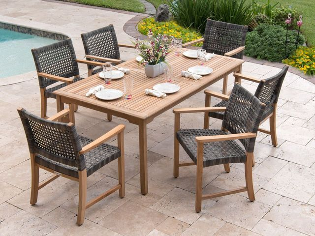 Chair King Backyard Store Teak Outdoor Furniture Outdoor Dining Furniture Modern Outdoor Furniture