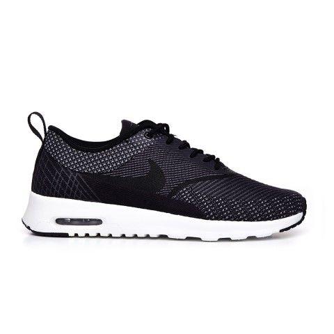 online retailer another chance uk availability Nike - Air Max Thea JCRD - dark grey/black-white metallic ...