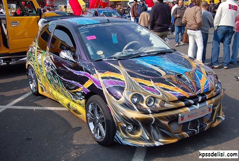 Modifiyeli Araba Resimleri Araba Super Araba Modifiye Arabalar