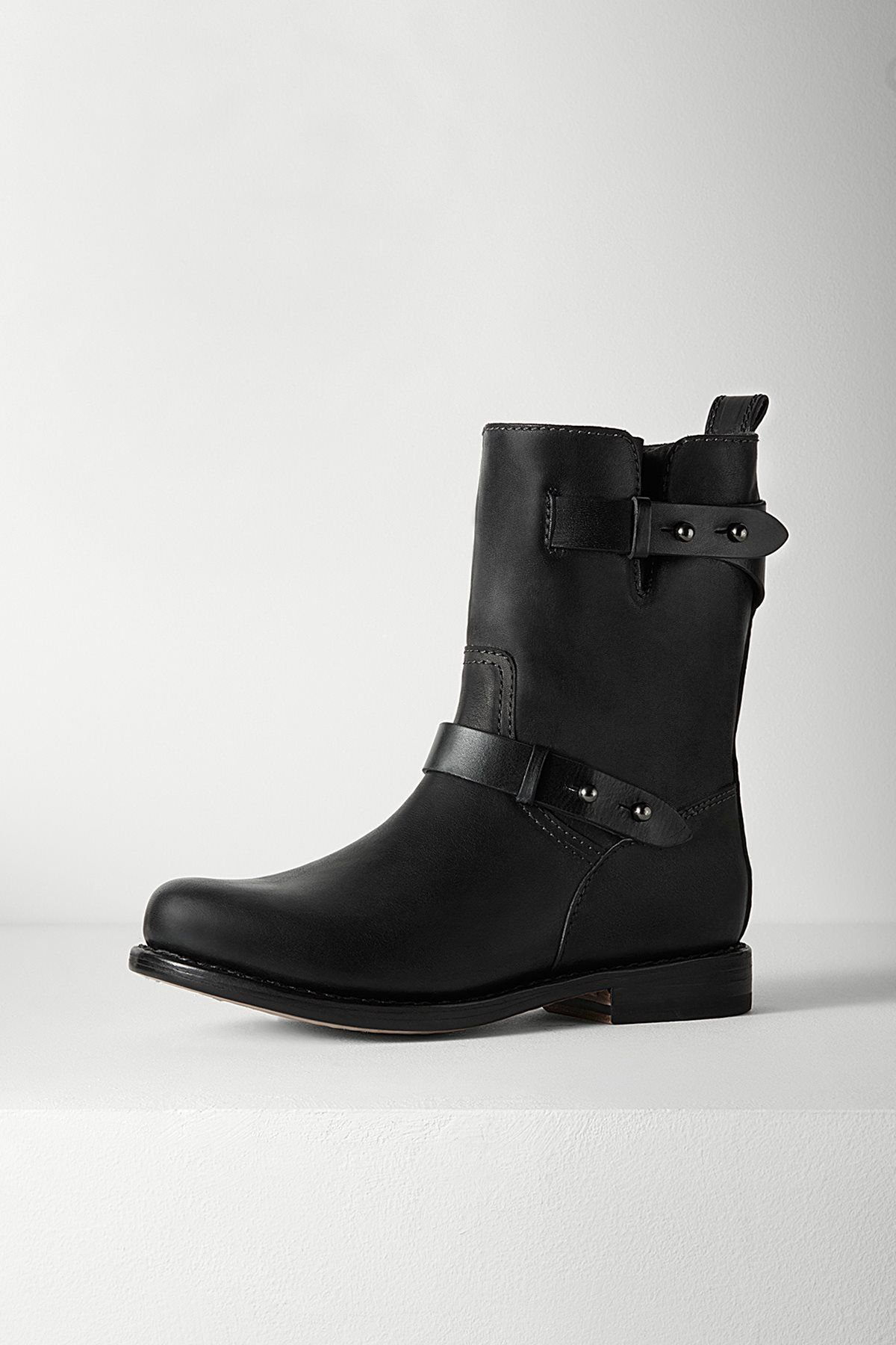 Rag & Bone Moto Boot $595 -- The perfect edgy moto boot with chic black accents are a staple for the colder months.