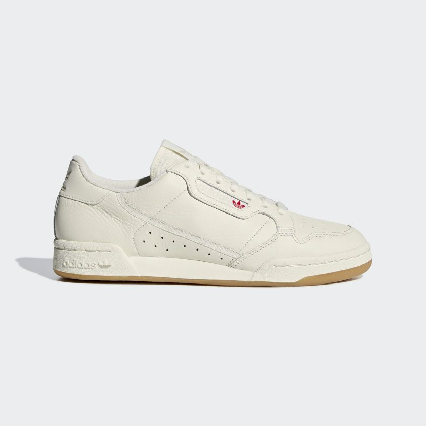Continental 80 Shoes Off White / Raw White / Gum BD7975 ...