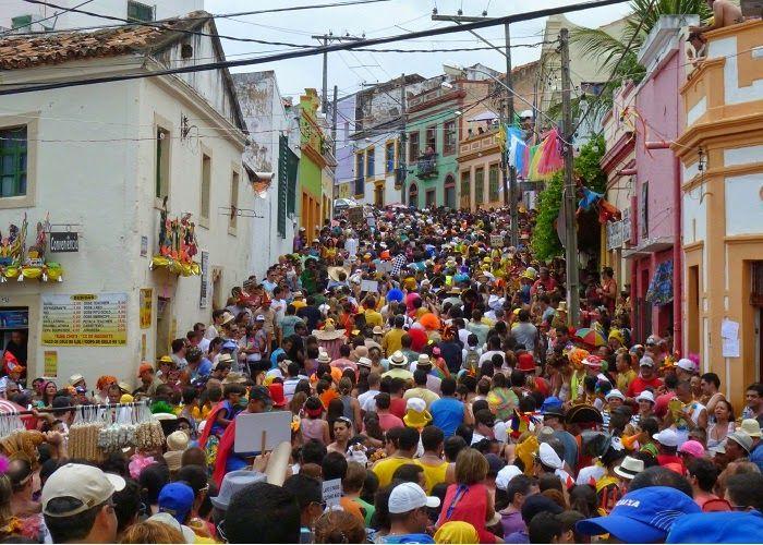 Vai brincar carnaval de Olinda? Estacionamento Legal, vai evitar uma dor de cabeça