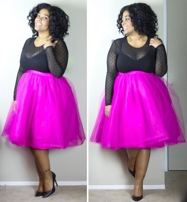 style chic 360: valentine's day outfit inspiration | plus size