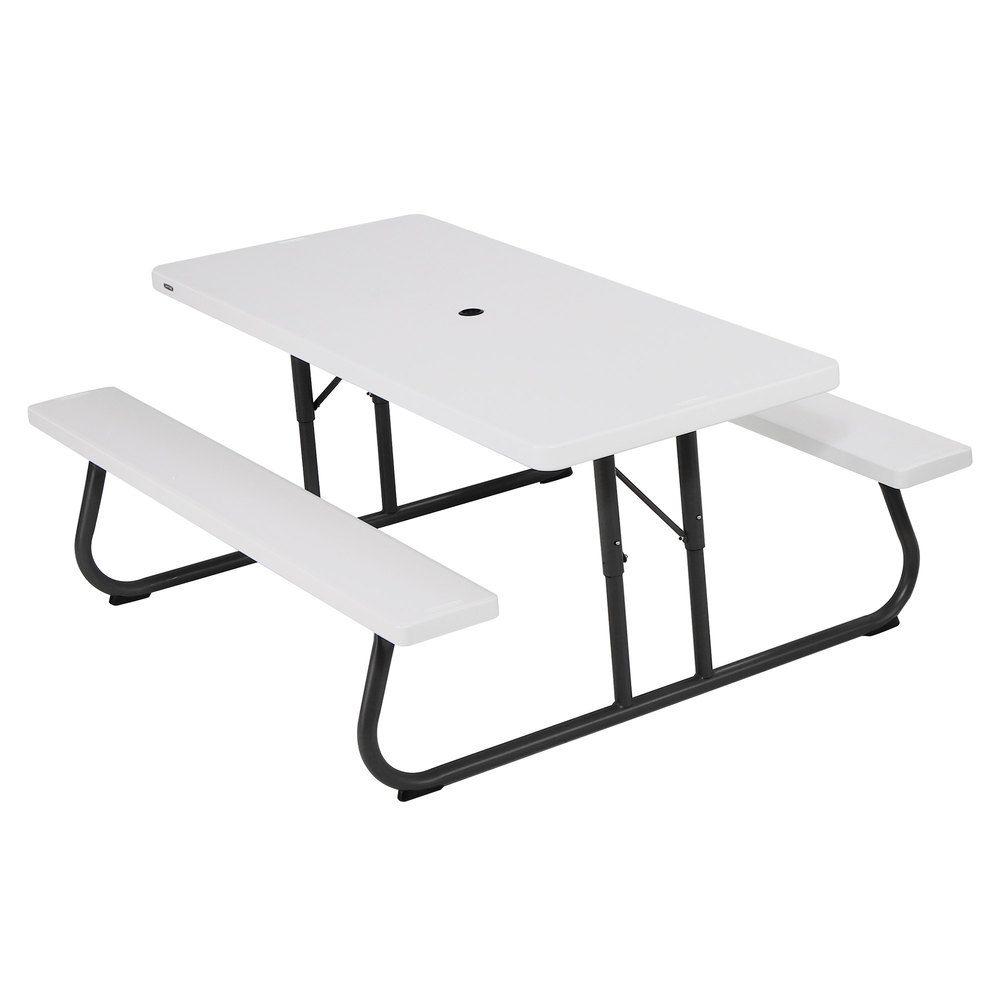 Marvelous Lifetime 80215 30 X 72 Rectangular White Plastic Folding Unemploymentrelief Wooden Chair Designs For Living Room Unemploymentrelieforg