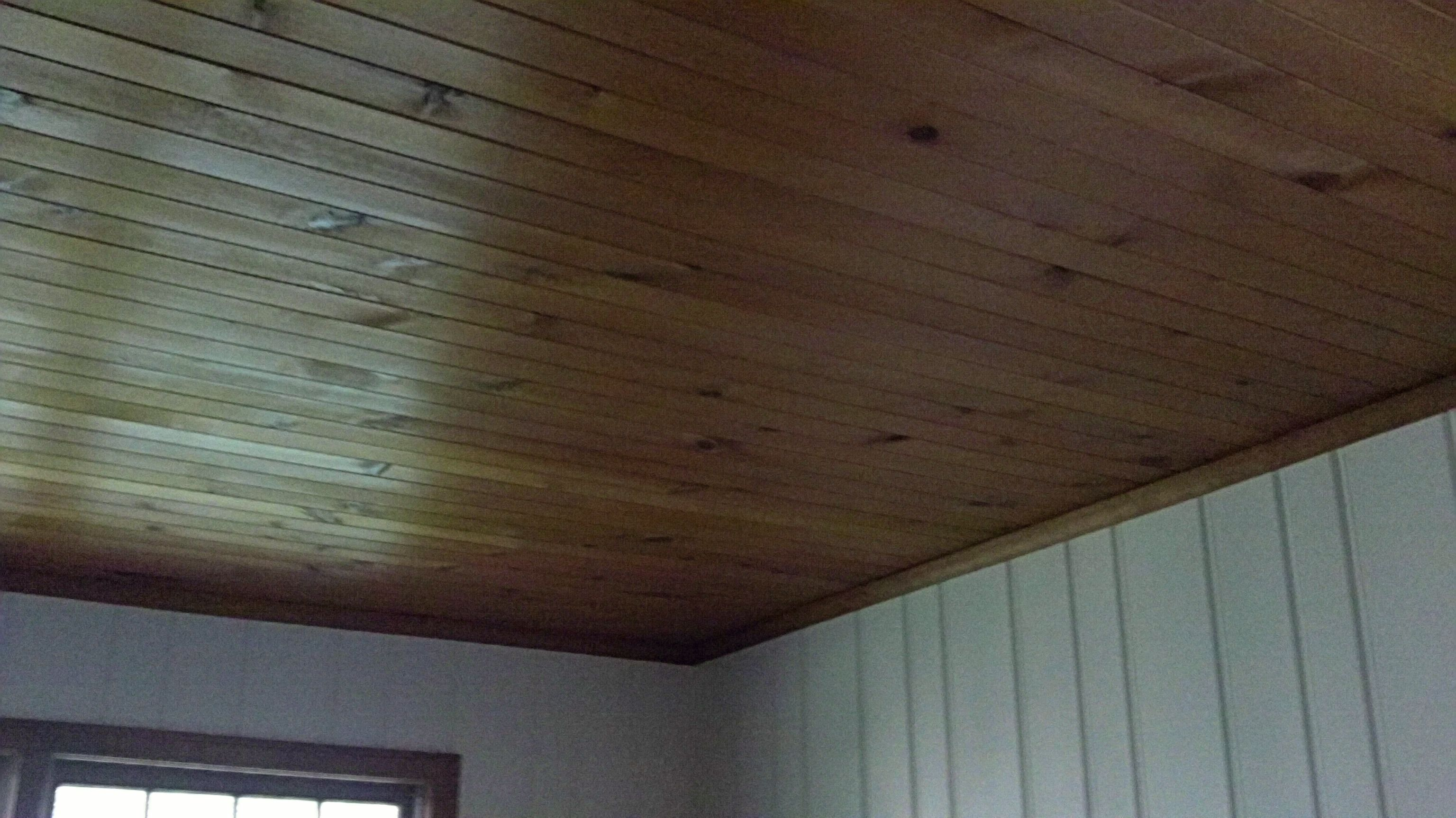 The Beginning Of My Home Makeover The Knotty Pine