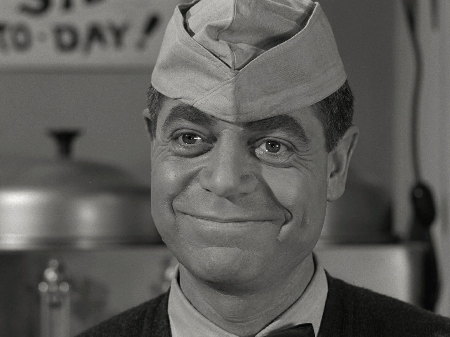 Barney Phillips Will The Real Martian Please Stand Up Twilight Zone Twilight Zone Episodes Twilight