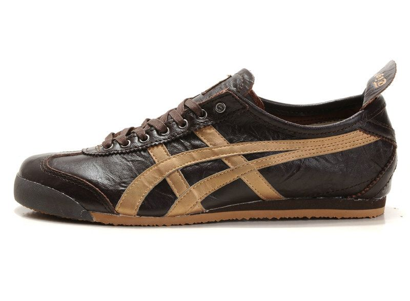 shoes, Onitsuka tiger, Leather trainers